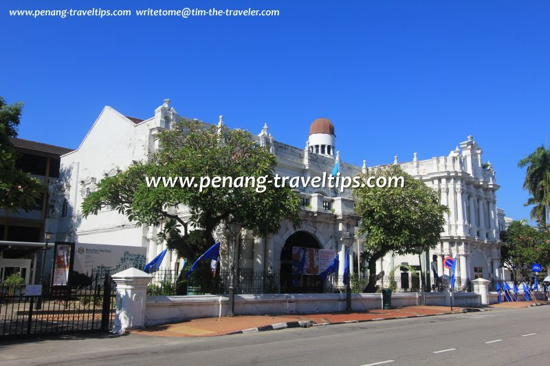 Penang State Museum, Farquhar Street, George Town