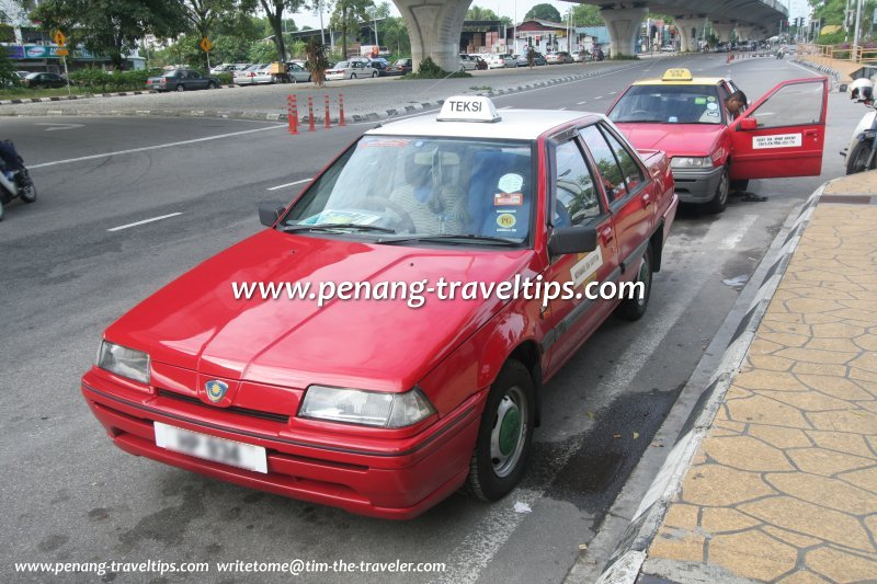 Penang Taxi