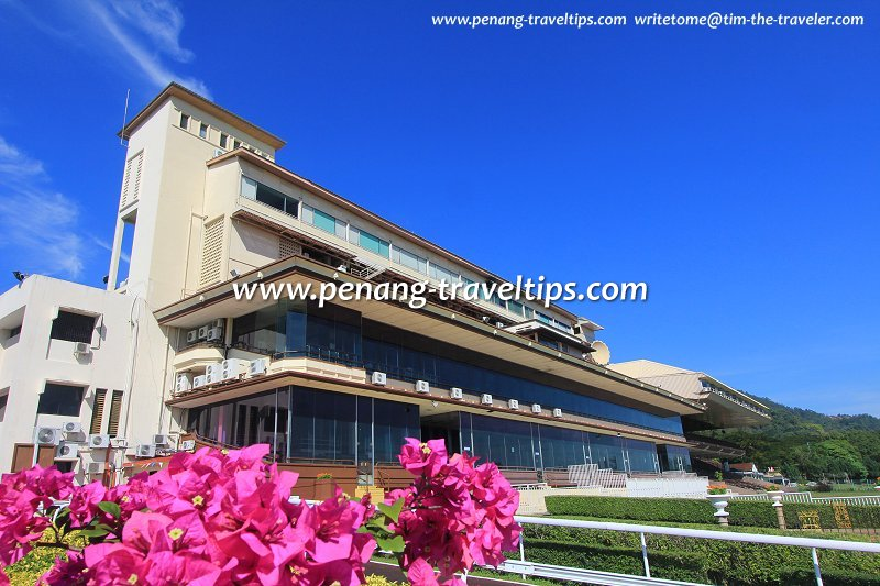 Penang Turf Club main building