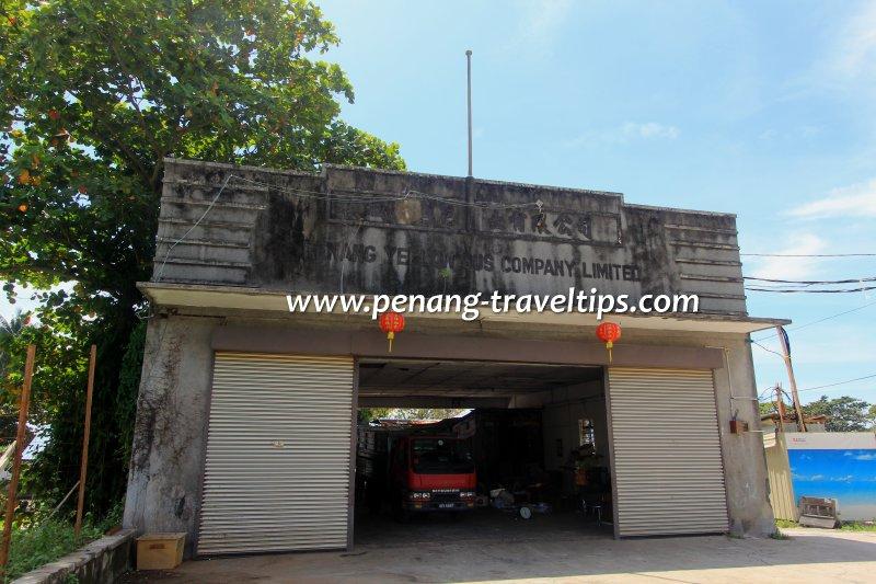 Penang Yellow Bus Depot, Teluk Kumbar