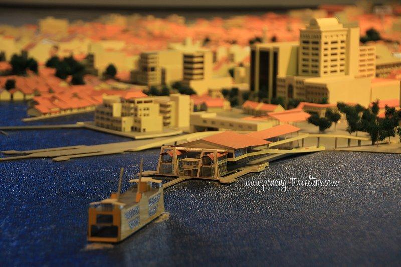 Pengkalan Raja Tun Uda 3D model