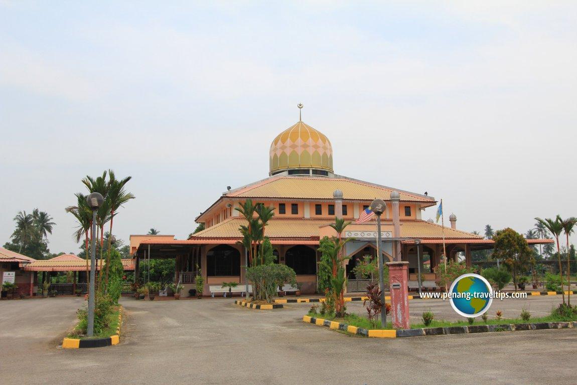Permatang Sintok mosque