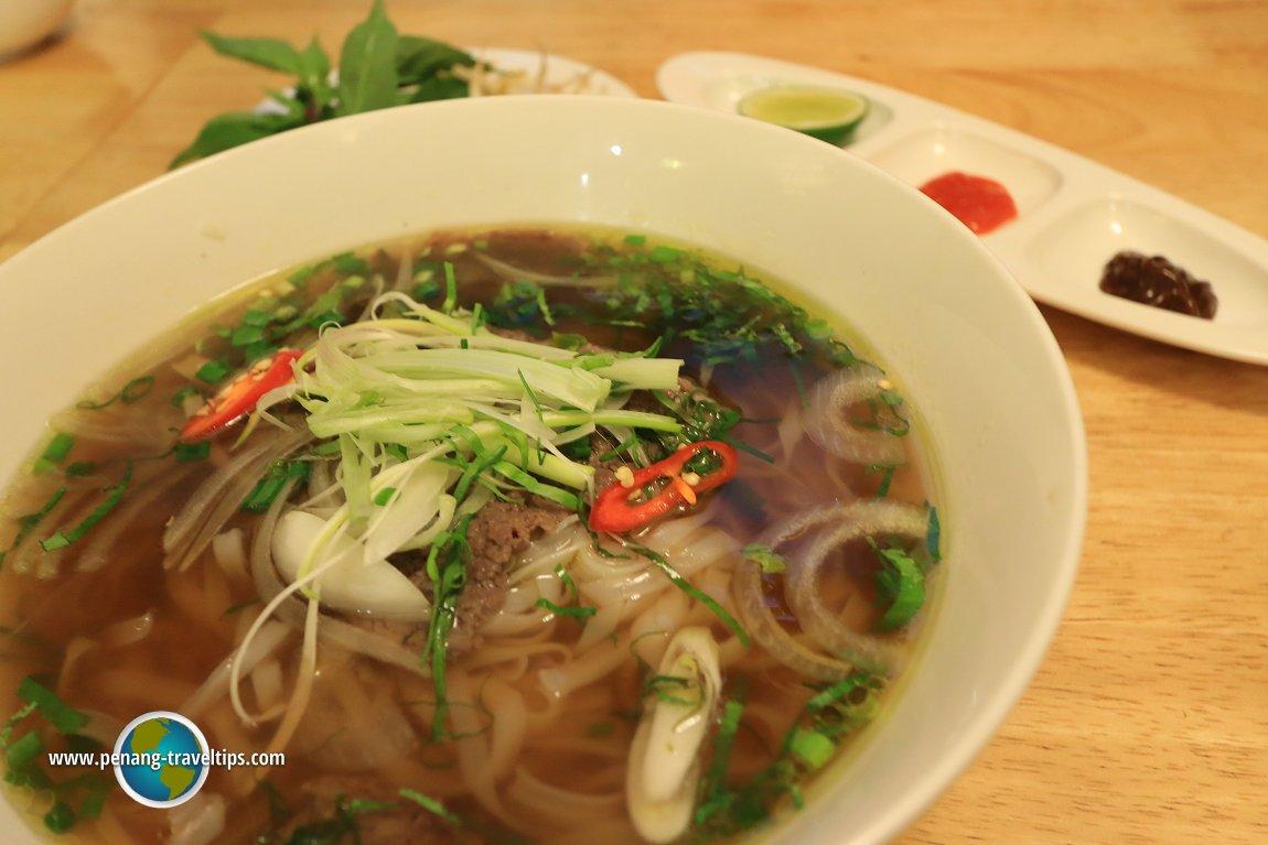 Vietnamese Beef Noodle