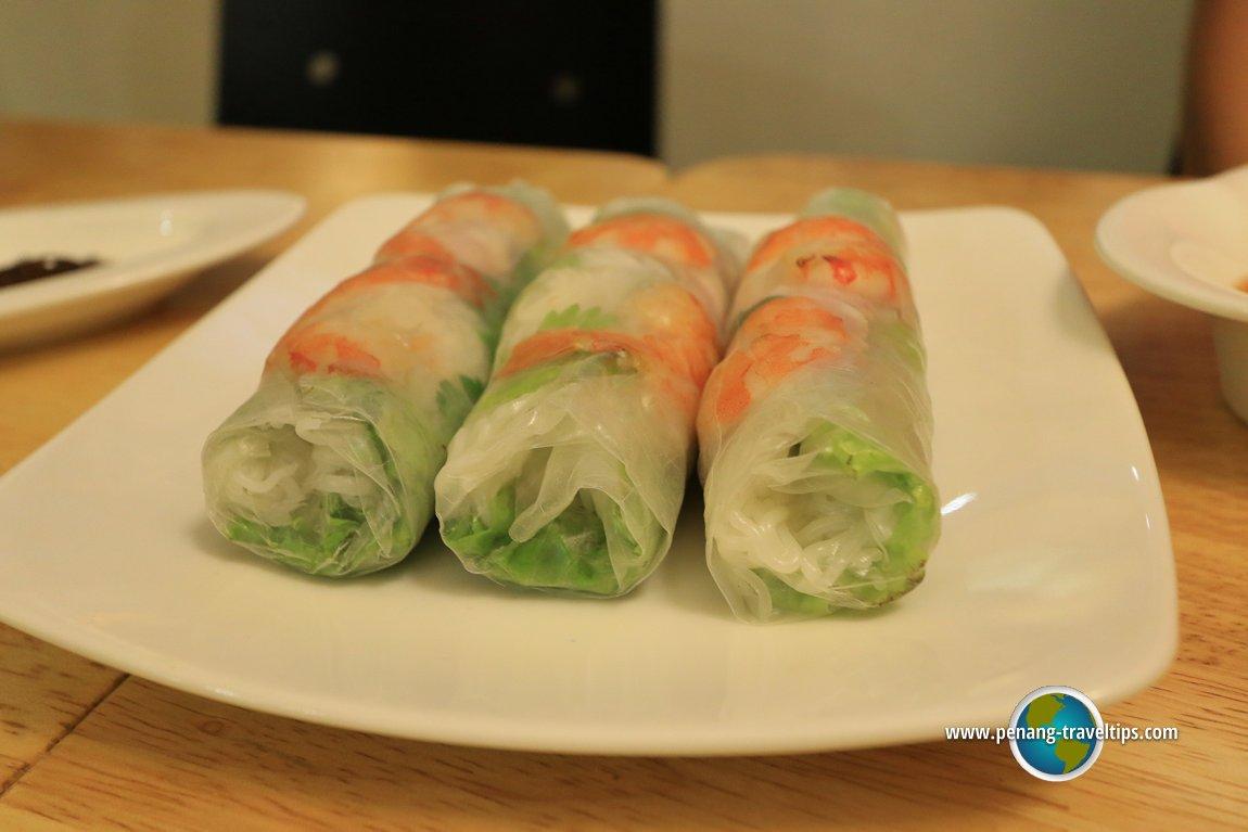 Vietnamese Fresh Springroll