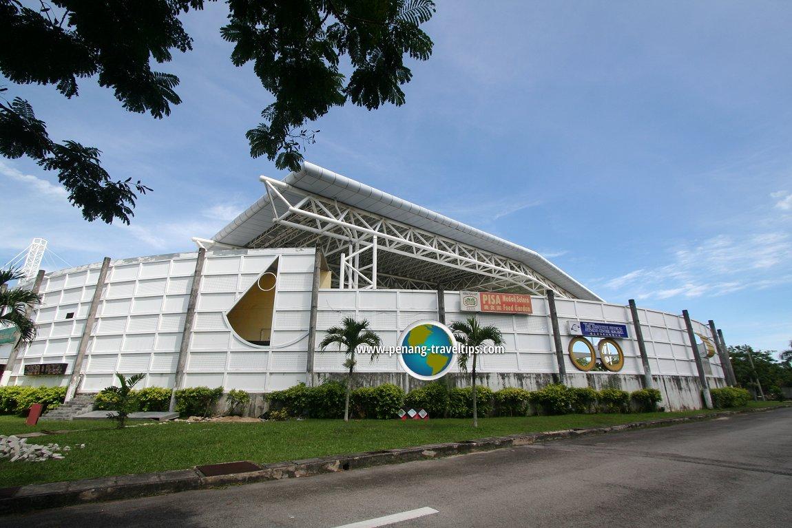 PISA (Penang International Sports Arena), Bayan Baru