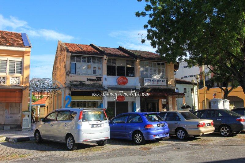 Pitt Street Shophouses