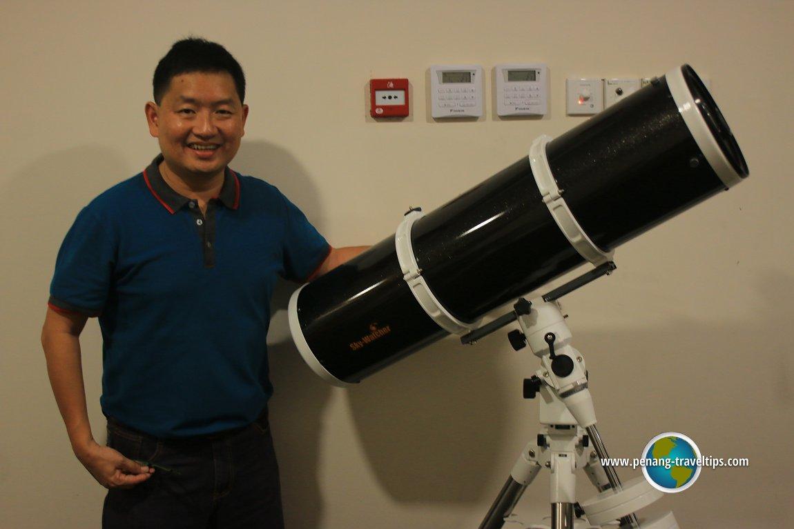 Pusat Astronomi PIXO, Tech Dome Penang