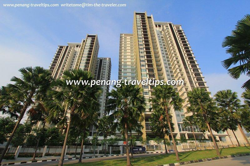Platino Condominium, Gelugor, Penang