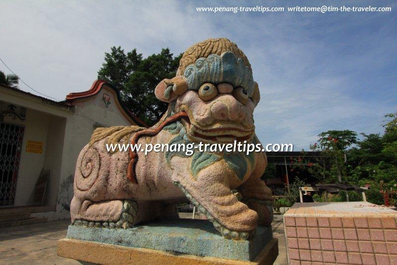 Poh Guat Keong guardian lion