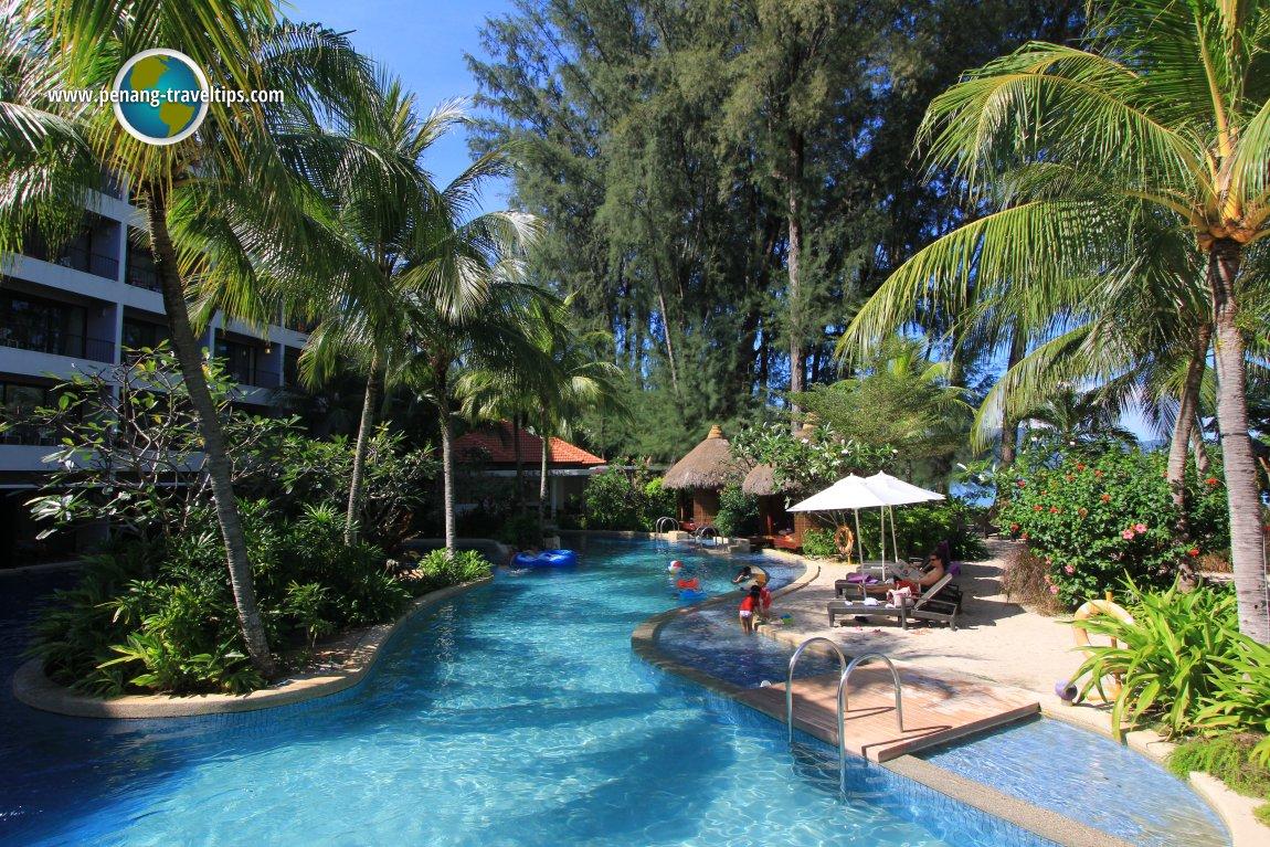 Poolside, Hard Rock Penang