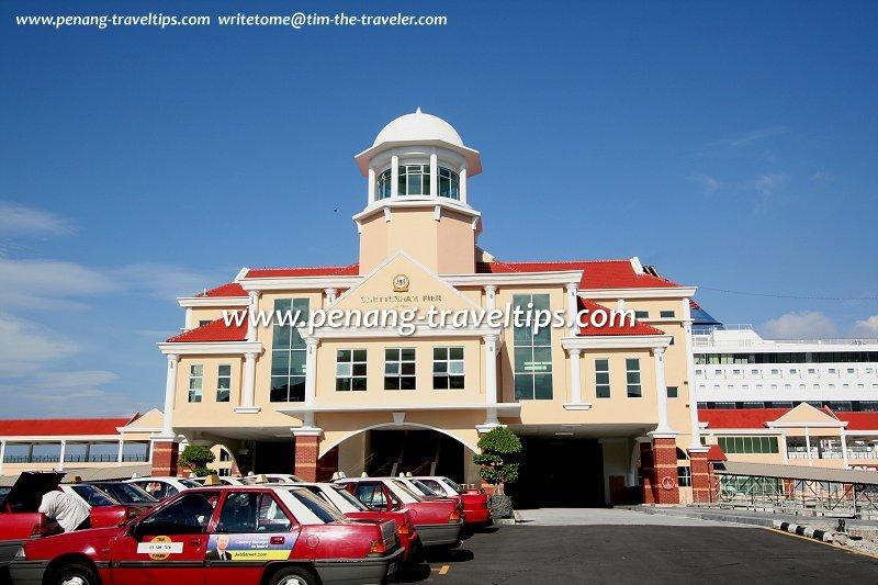 Swettenham Pier Passenger Terminal