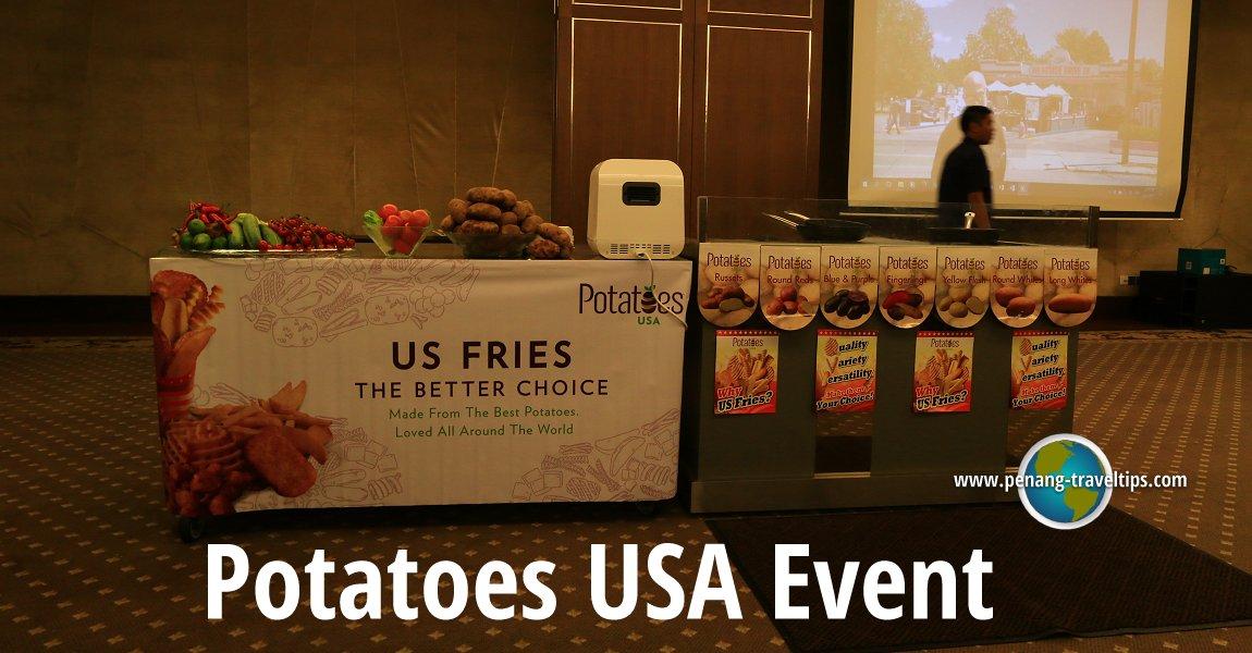 Potatoes USA Event