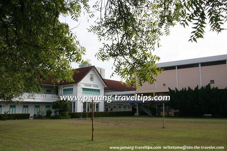Pulau Tikus Convent school building
