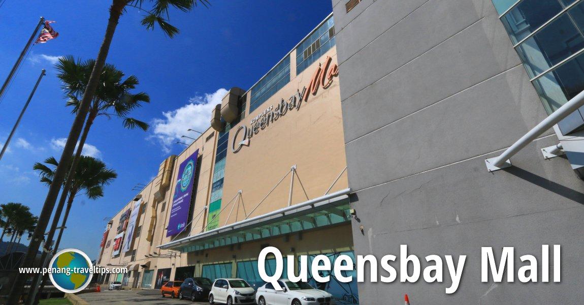 Queensbay Mall, Penang