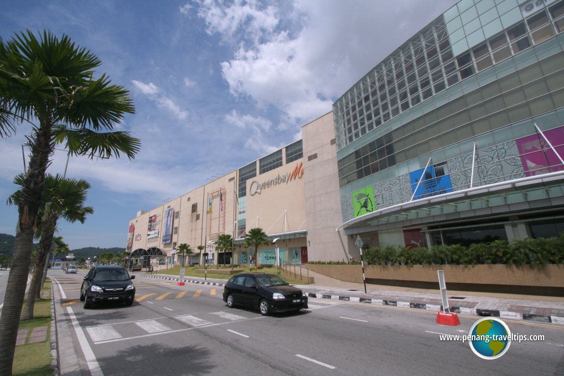 Queensbay Mall 14 May 2008