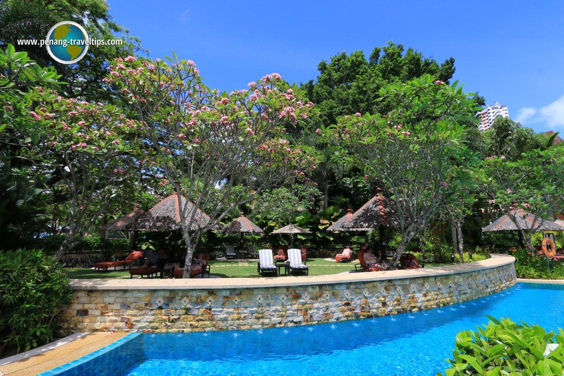 Swimming Pool at Rasa Sayang Resort