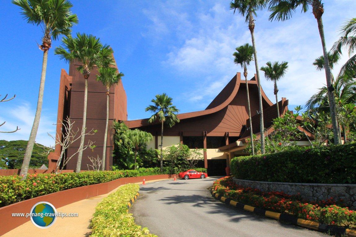 Rasa Sayang Resort, Penang