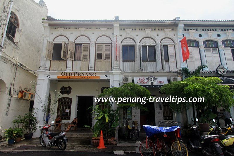Red Inn Penang Heritage Guesthouse