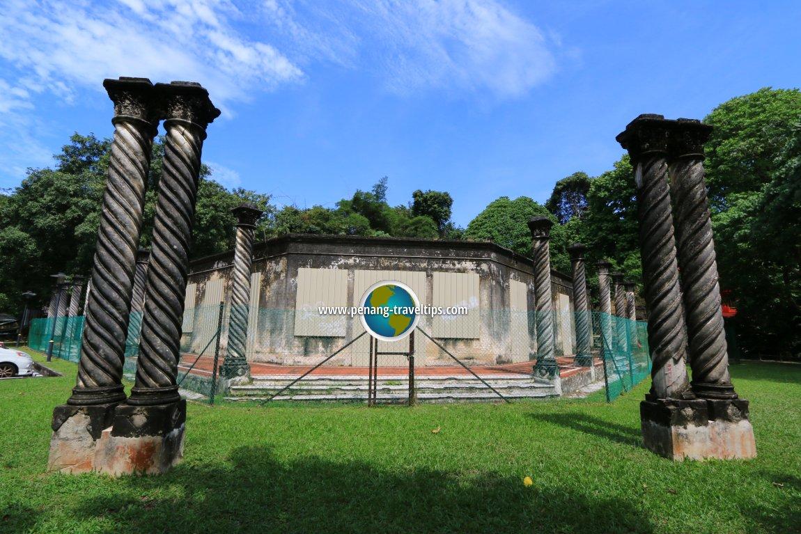 Ruins of Relau Villa
