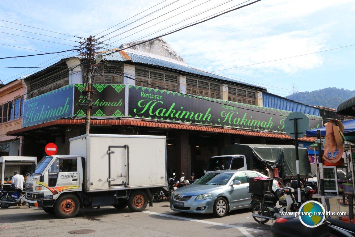 Restoran Hakimah, Bukit Mertajam