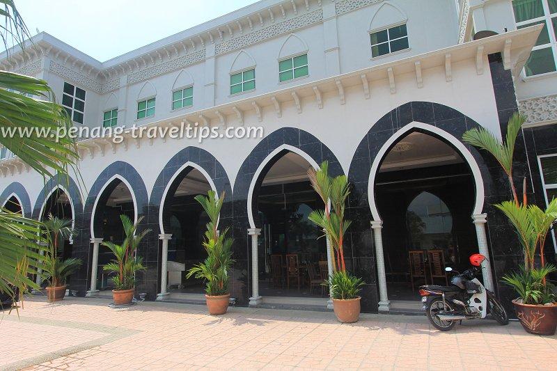 Restoran Pen Mutiara Batu Maung Penang
