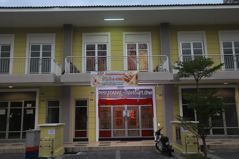 Reunited Health Foot Reflexology, Bayan Baru