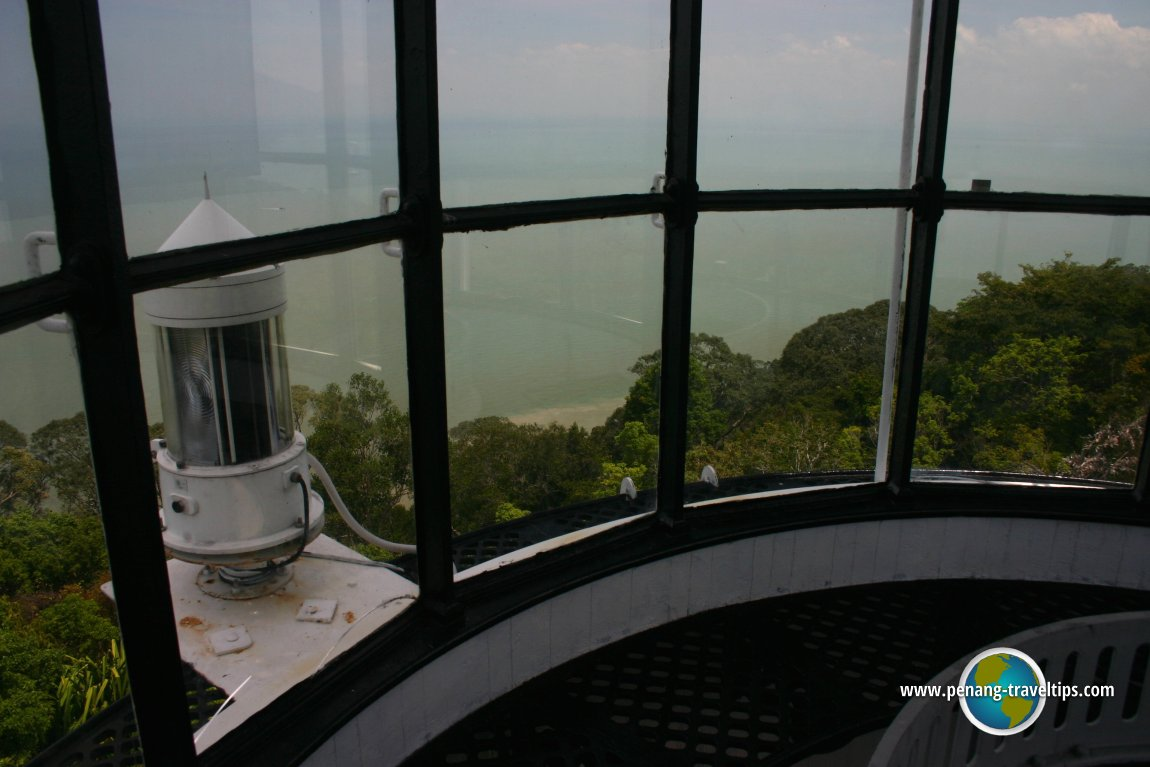 Room with a view, Muka Head Lighthouse