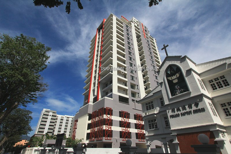 Scott Residences, Penang