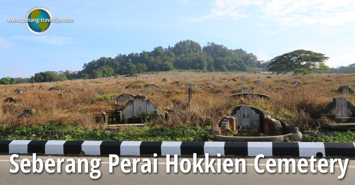Seberang Perai Hokkien Cemetery