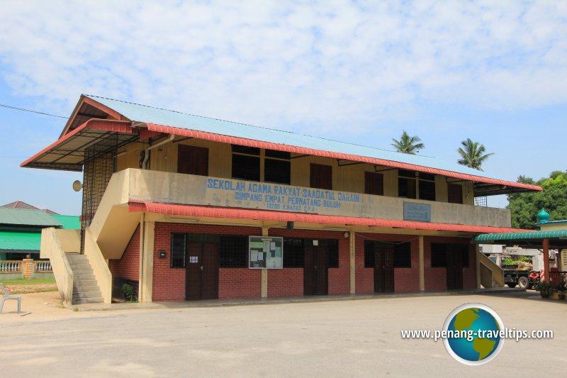 Sekolah Agama Rakyat Saadatul Darain, Permatang Buluh
