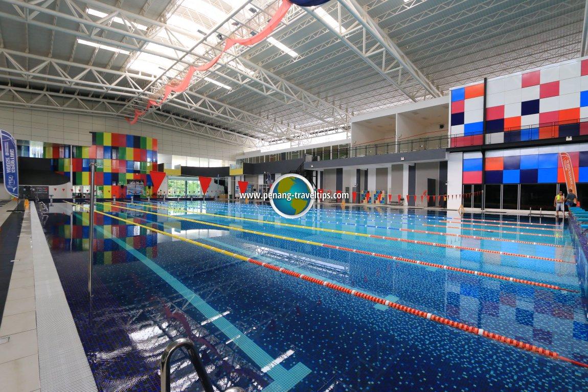 SETIA SPICE Aquatic Centre