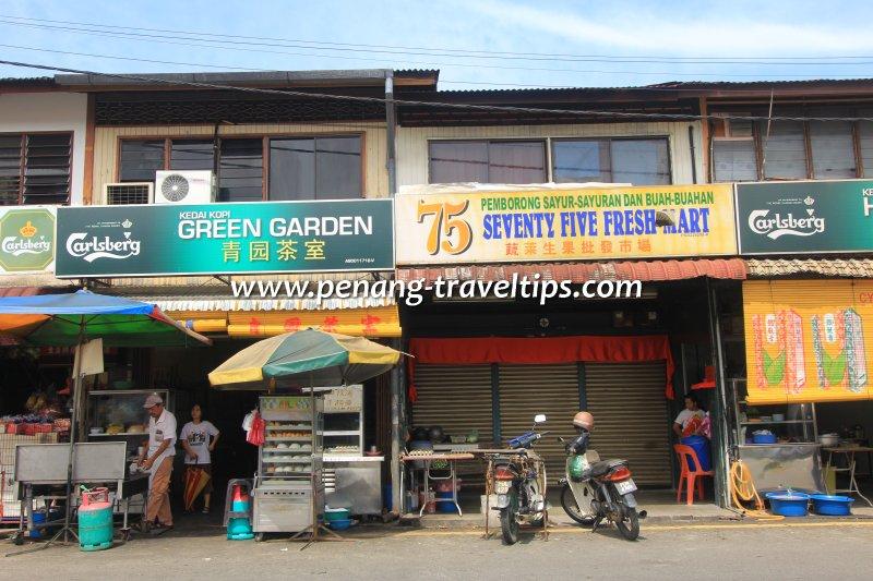Seventy Five Fresh Mart, Balik Pulau