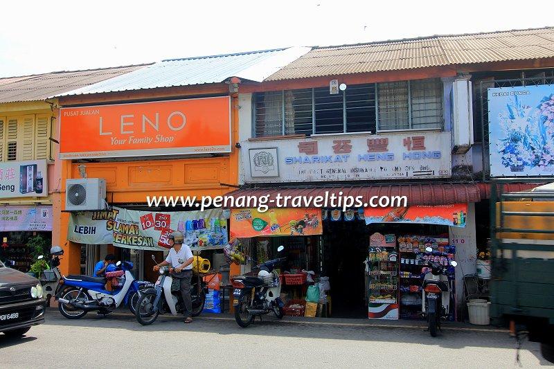 Sharikat Heng Hong, Balik Pulau