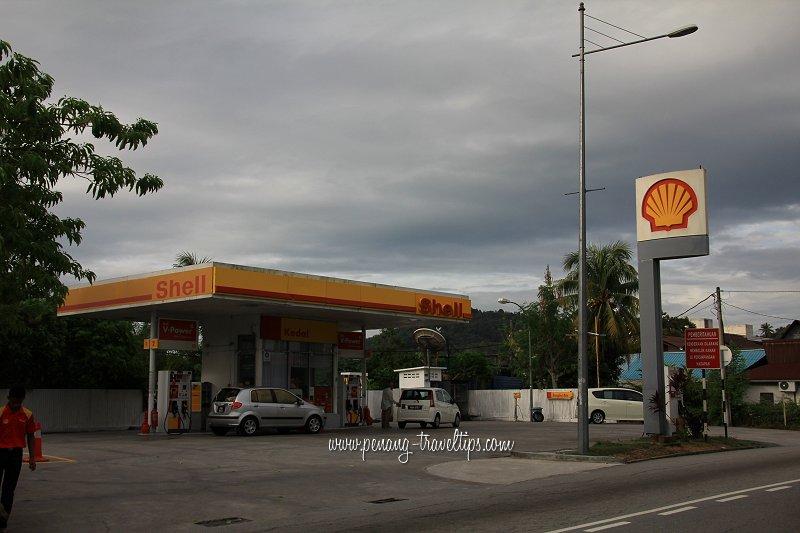 Shell Bayan Lepas