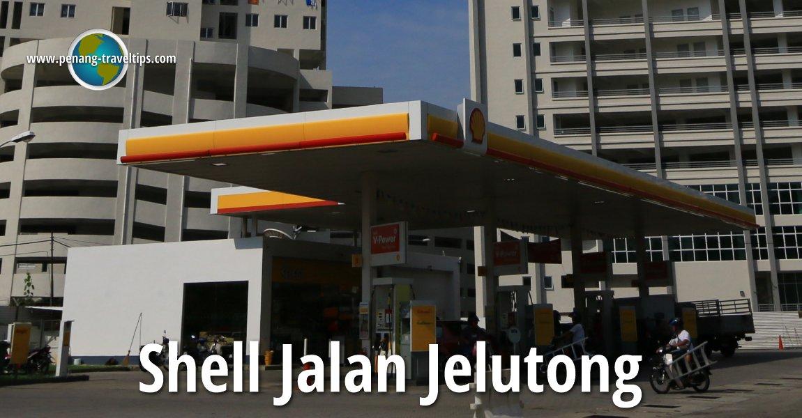 Shell Jalan Jelutong