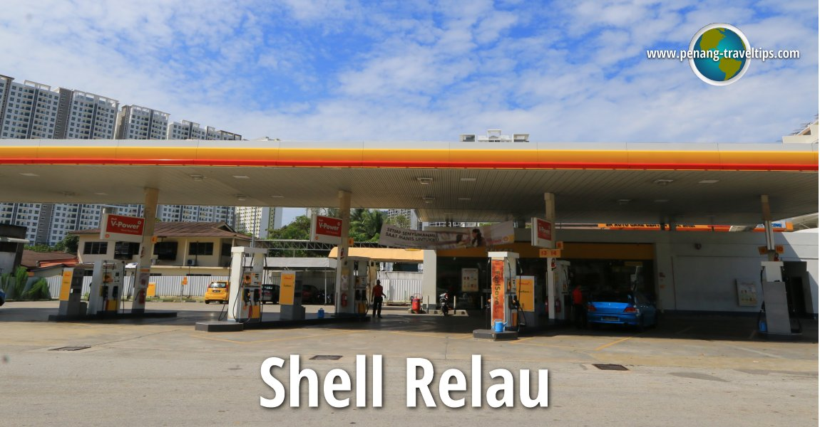 Shell Relau
