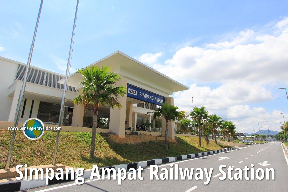 Simpang Ampat Railway Station