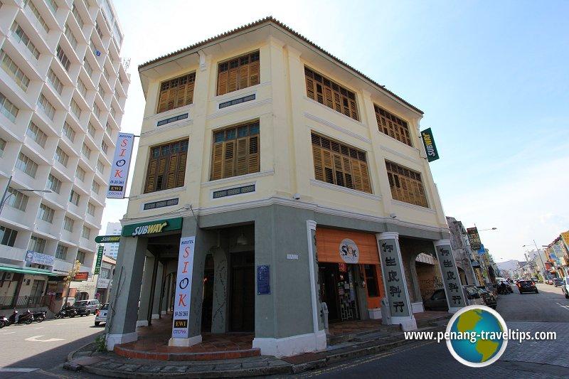 Siok Hostel, Penang