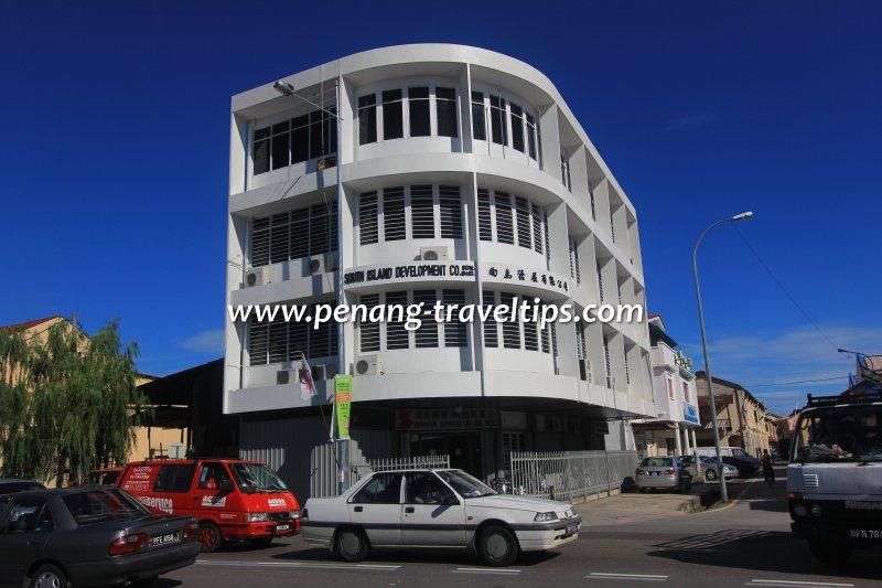 South Island Building Sdn Bhd