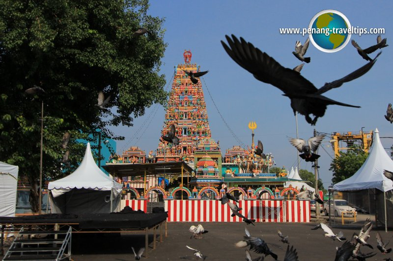 Sree Maha Mariamman Temple, Butterworth