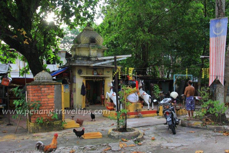 Sri Mathuraviran Temple