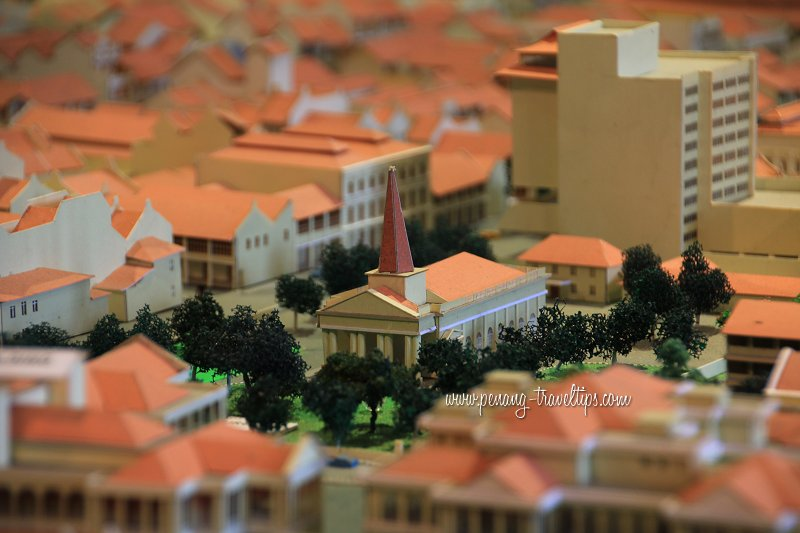 St George's Anglican Church 3D Model