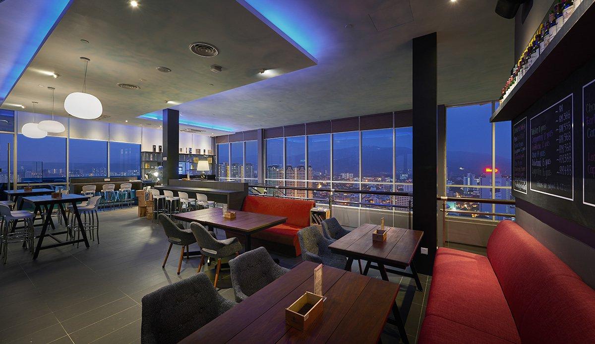 The Wembley Penang Executive Lounge