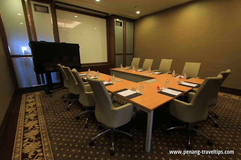 The Wembley Penang's Executive Meeting Room