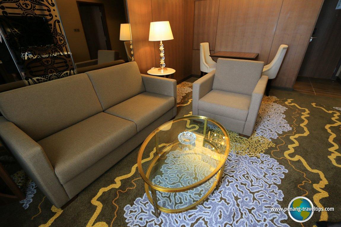The Wembley Penang executive suite