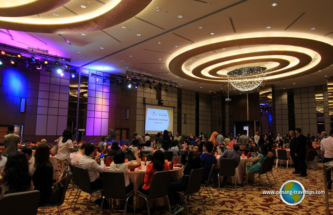 The Wembley Penang Grand Ballroom
