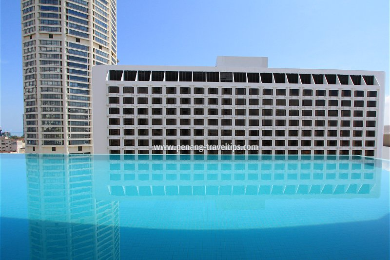 The Wembley Penang Infinity Pool