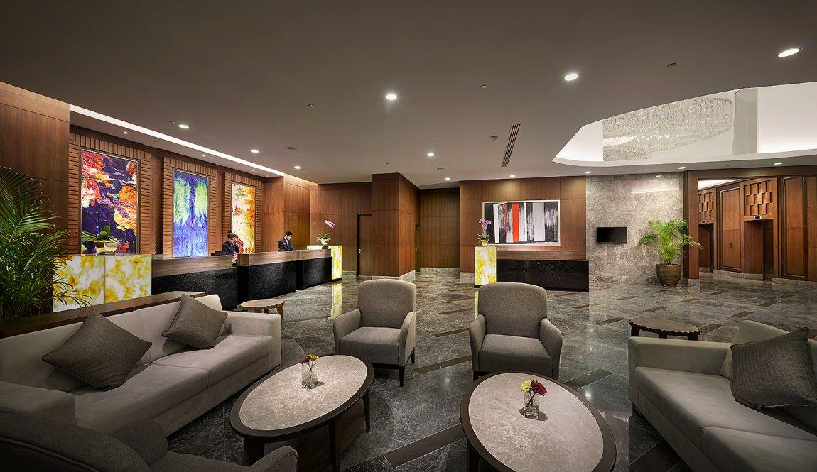 Lobby, The Wembley Penang