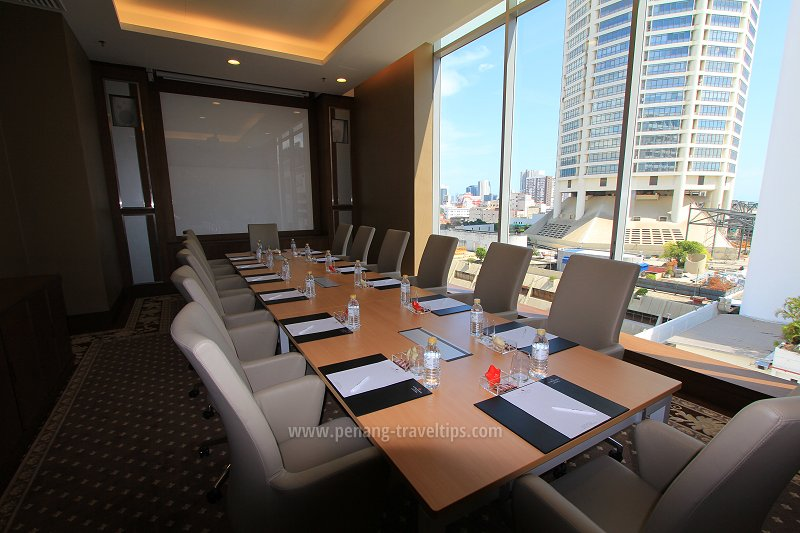 The Wembley Penang Executive Boardroom