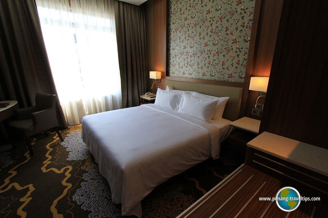 The Wembley Penang Superior Room